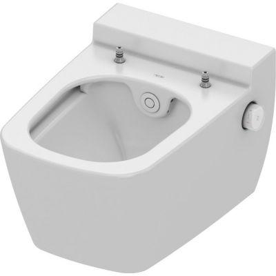 Tece One miska WC myjąca bez kołnierza biała 9700200