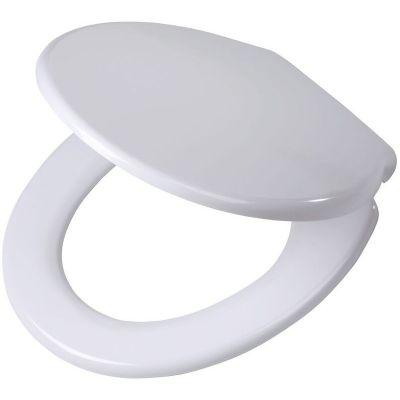 Tiger Burton deska sedesowa wolnoopadająca biała 251460646