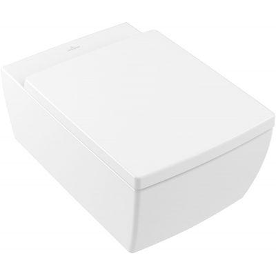 Villeroy & Boch Memento 2.0 miska WC wisząca DirectFlush CeramicPlus biała 4633R0R1