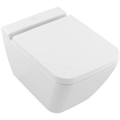 Villeroy & Boch Finion miska WC wisząca bez kołnierza Ceramic Plus Star White 4664R0R2