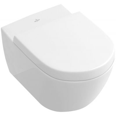 Villeroy & Boch Subway 2.0 miska WC wisząca CeramicPlus Star White 560010R2