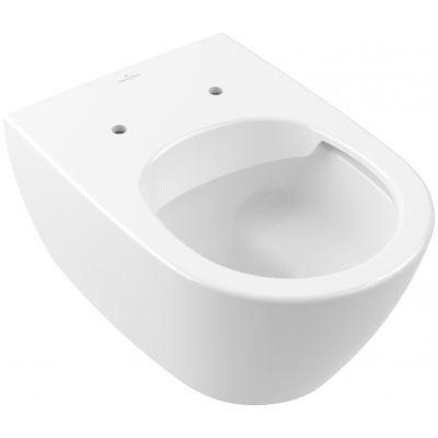 Villeroy & Boch Subway 2.0 miska WC wisząca bez kołnierza CeramicPlus Weiss Alpin 5614R0R1