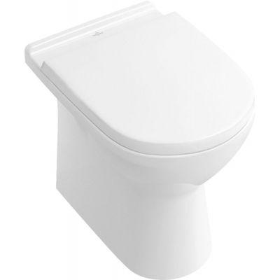 Villeroy & Boch O.Novo miska WC stojąca CeramicPlus Weiss Alpin 565710R1