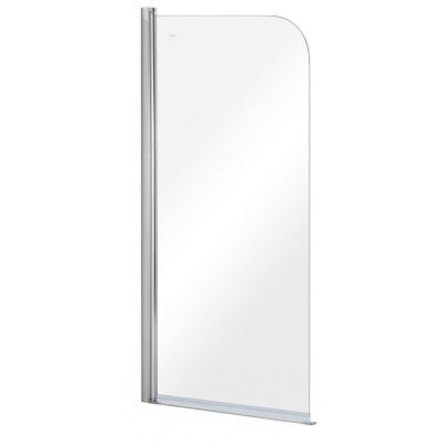 Besco Prime parawan nawannowy 70x140 cm szkło przezroczyste PNP-1S
