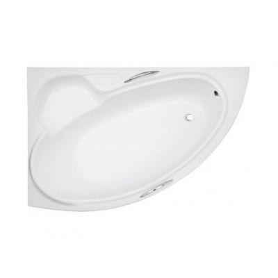 Besco Bianka wanna narożna 150x95 cm asymetryczna lewa biała #WAB-150-NL