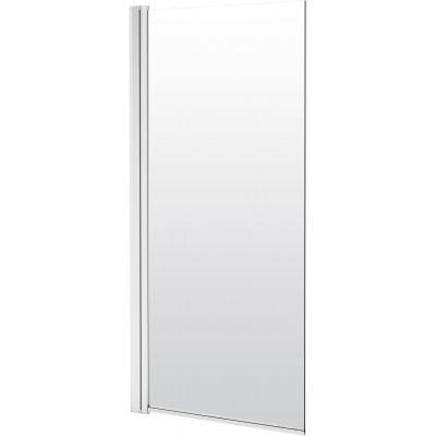 Deante Alpinia parawan nawannowy 80 cm szkło transparentne KGA072P