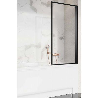 Radaway Nes Black PNJ I Frame parawan nawannowy 70 cm prawy szkło przezroczyste 10011070-54-56R