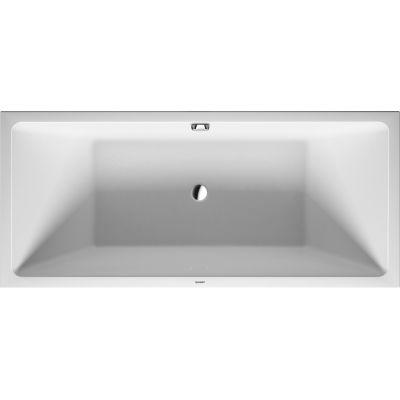 Duravit Vero Air wanna prostokątna 180x80 cm przyścienna biała 700417000000000