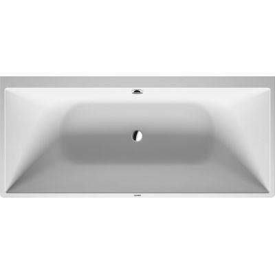 Duravit DuraSquare wanna prostokątna 180x80 cm przyścienna biała 700429000000000