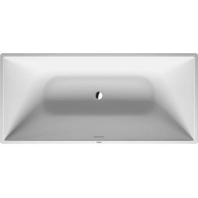 Duravit DuraSquare wanna wolnostojąca 185x85 cm prostokątna biała 700430000000000