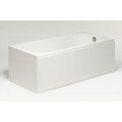 Excellent Izi System obudowa do wanny 75 cm boczna biała OBEX.075.56WH