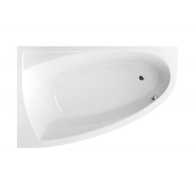 Excellent Aquaria Comfort wanna narożna 160x100 cm lewa biała WAEX.AQL16WH