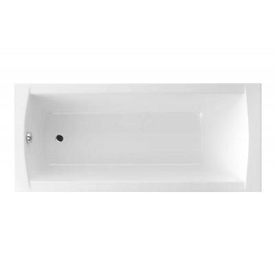 Excellent Aquaria wanna prostokątna 150x70 cm biała WAEX.AQU15WH