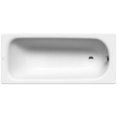 Kaldewei Saniform Plus wanna prostokątna 140x75 cm model 366 z pełnym wykończeniem antypoślizgowym biała 113734010001