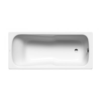 Kaldewei Dyna Set wanna prostokątna 170x75 cm model 620 z powierzchnią uszlachetnioną biała 226100013001