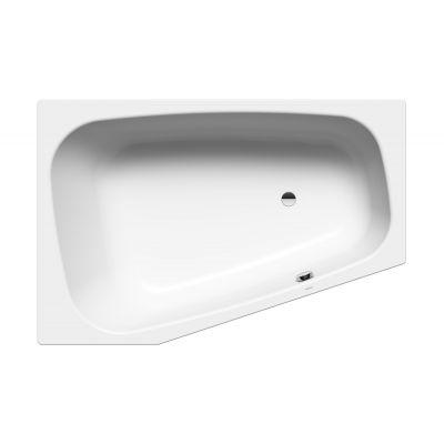 Kaldewei Plaza Duo wanna narożna 180x120/80 cm lewa model 192 biała 237200010001