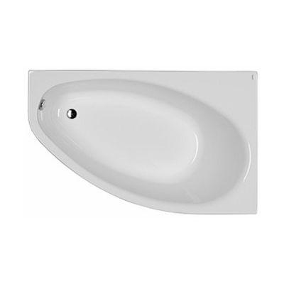 Koło Elipso wanna asymetryczna 150x100 cm prawa biała XWA0850000