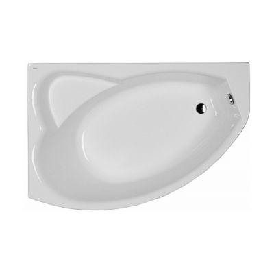 Koło Agat wanna asymetryczna 150x100 cm lewa biała XWA0951000
