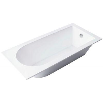 Massi Perso wanna prostokątna 170x75 cm do zabudowy biała MSWT-PE-003170