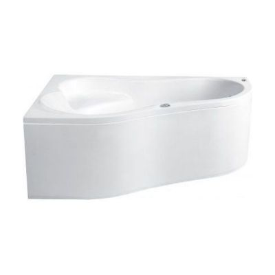 Poolspa Leda obudowa akrylowa do wanny 160x100 cm lewej bez stelaża PWODI10OP000000