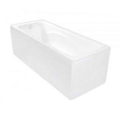 Poolspa obudowa do wanny 160x70 cm L lewa akrylowa PWOHF10OWL00000 - outlet