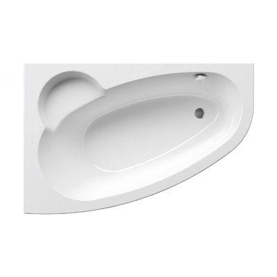 Ravak Asymmetric wanna asymetryczna 160x105 cm lewa biała C461000000