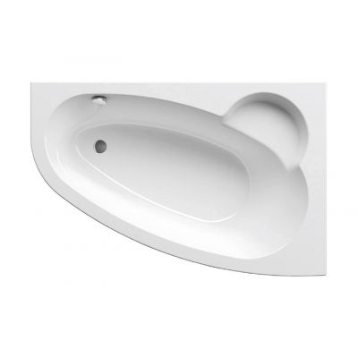 Ravak Asymmetric wanna asymetryczna 160x105 cm prawa biała C471000000
