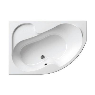 Ravak Rosa I wanna narożna 160x105 cm asymetryczna lewa biała CM01000000