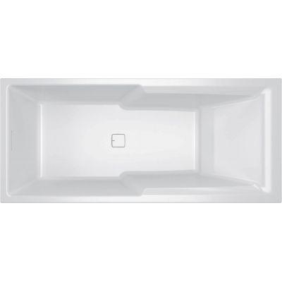 Riho Still Shower Elite wanna prostokątna 180x80 cm prawa biała BD17
