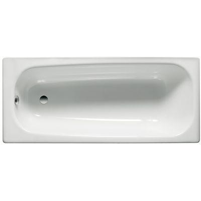 Roca Contesa wanna prostokątna 100x70 cm biała A212107001