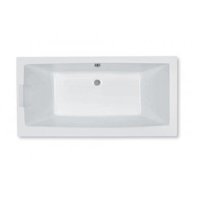 Roca Vita wanna prostokątna 180x80 cm biała A24T074000