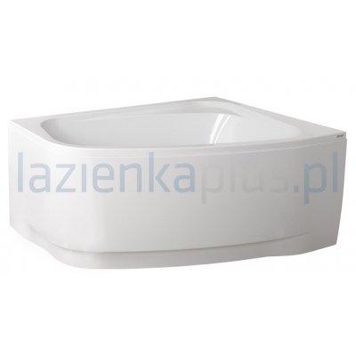 Sanplast Free Line obudowa do wanny 85x140 cm prawa OWAP/FREE 620-040-0740-01-000