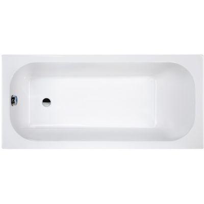 Sanplast Free Line wanna prostokątna 130x70 cm WP/FREE+STW biała 610-040-0020-01-000