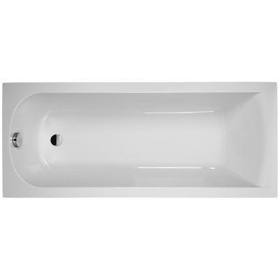 Sanplast Gessa wanna prostokątna 160x70 cm WP/GESSA+STW biała 610-160-0140-01-000