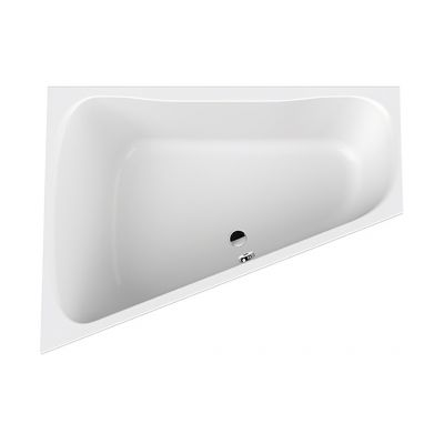 Sanplast Luxo wanna trapezowa 120x170 cm lewa biała WTL/LUXO 120x170 biew 610-370-0420-01-000
