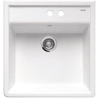Blanco Panor 60 zlewozmywak ceramiczny 60x63 cm biały połysk 514501