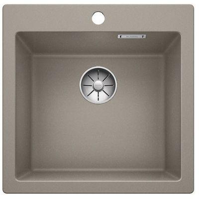 Blanco Pleon 5 zlewozmywak 51,5x51 cm z Silgranit PuraDur tartufo 521675