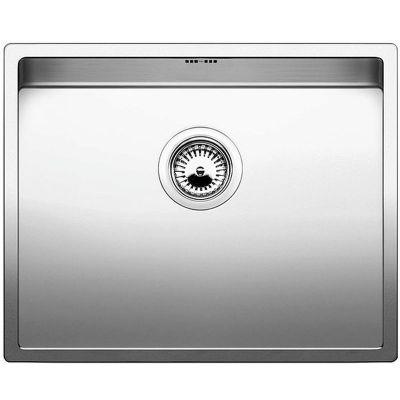 Blanco C-Style 500-U zlewozmywak stalowy 54x44 cm stal szczotkowana 522243
