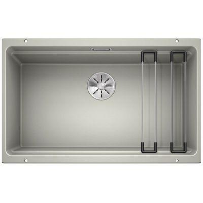 Blanco Etagon 700-U zlewozmywak 73x46 cm z Silgranit PuraDur perłowoszary 525170