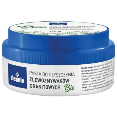 Deante Clinic pasta do czyszczenia zlewozmywaków granitowych ZZZ000F