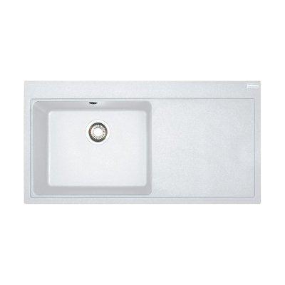Franke Mythos MTG 611 zlewozmywak 100x51,5 cm z Fragranitu+ biały polarny 114.0158.626