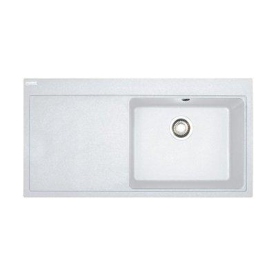 Franke Mythos MTG 611 zlewozmywak 100x51,5 cm z Fragranitu+ biały polarny 114.0158.631