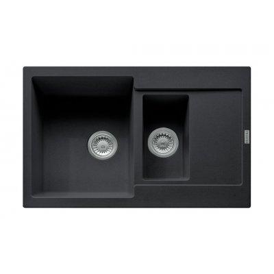 Franke Maris MRG 651-78 zlewozmywak 78x50 cm z Fragranitu+ onyx 114.0201.537