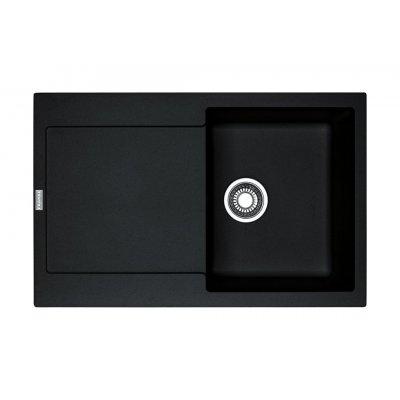 Franke Maris MRG 611 zlewozmywak 78x50 cm z Fragranitu+ onyx 114.0250.890