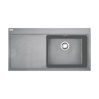 Franke Mythos MTG 611 zlewozmywak 100x51,5 cm z Fragranitu+ kamienny szary 114.0330.979
