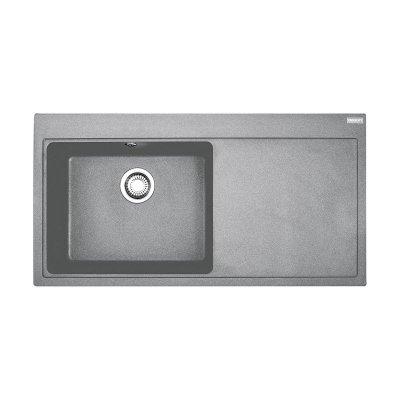 Franke Mythos MTG 611 zlewozmywak 100x51,5 cm z Fragranitu+ kamienny szary 114.0330.980
