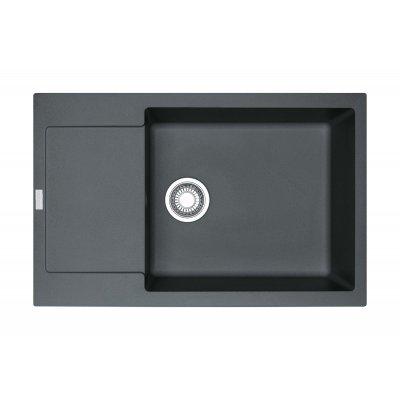 Franke Maris MRG 611-78 XL zlewozmywak 78x50 cm z Fragranitu+ grafitowy 114.0367.721