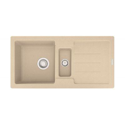 Franke Strada SAG 651-86 zlewozmywak 86x43,5 cm z Fragranitu+ beżowy 114.0499.038