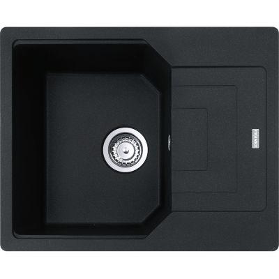 Franke Urban UBG 611-62 zlewozmywak granitowy 62x50 cm wpuszczany onyx 114.0575.007