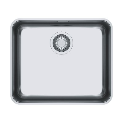 Franke Aton ANX 110-48 zlewozmywak stalowy 51x43 cm jedwab 122.0204.649